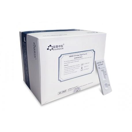 Экспресс-тест на антиген SARS-CoV-2 COVID-19 Antigen Rapid Test Kit (25 шт.)