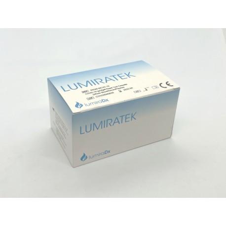Экспресс-тест на антитела Lumiratek COVID-19 IgG/IgM (10 шт.)