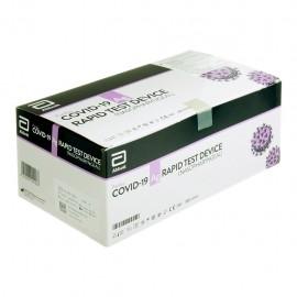Экспресс-тест на антиген Panbio COVID-19 Ag Rapid Test Device (25 шт.)