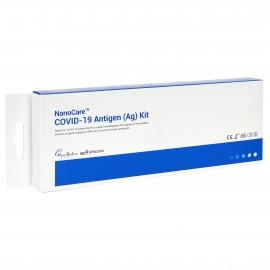 Экспресс-тест на антиген NanoCare COVID-19 Antigen (1 шт.)