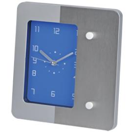 """Часы настольные """"Futura"""" с магнитами для записок"""